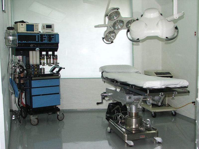 Quirófanos de Cirugía Menor